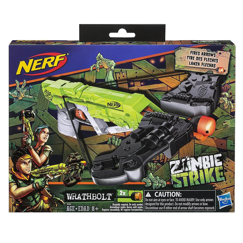 Mua đồ chơi súng NERF E0004 - (mã: e0004) Súng NERF Zombie Wrathbolt (dòng Zombie Strike)
