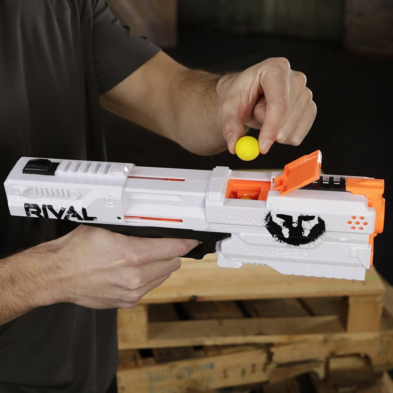 Mua đồ chơi súng NERF E0005 - (mã: e0005) Súng NERF Rival Phantom Corps Kronos XVIII-500