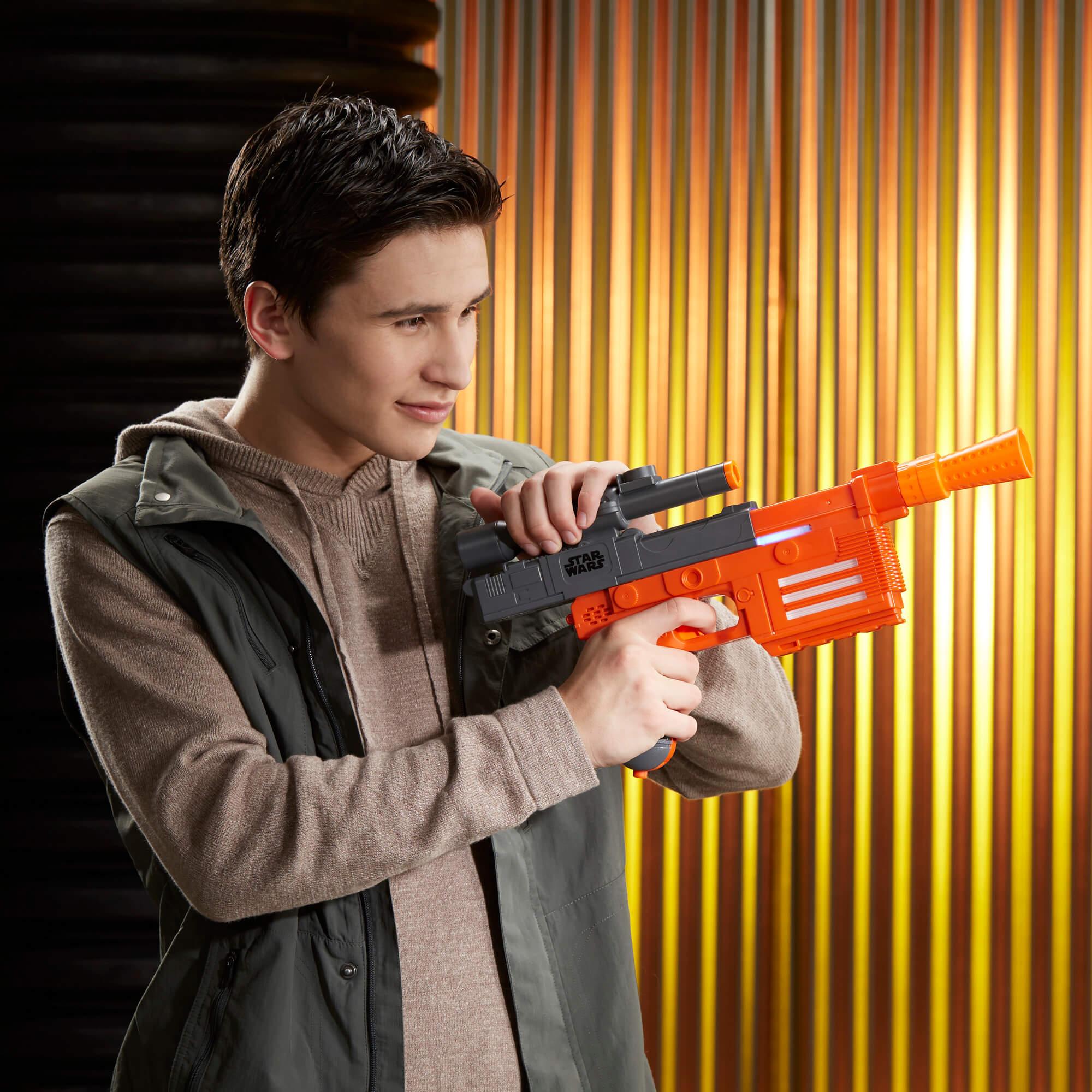 Mua đồ chơi súng NERF E0287 - (Mã: E0287) Súng NERF Star Wars Han Solo Blaster (dòng N-Strike Elite)