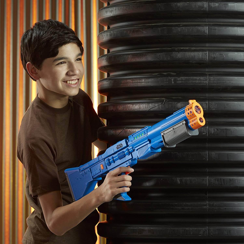 Mua đồ chơi súng NERF E0289 - (mã: E0289) Súng NERF Star Wars của Chewbacca (dòng Elite)