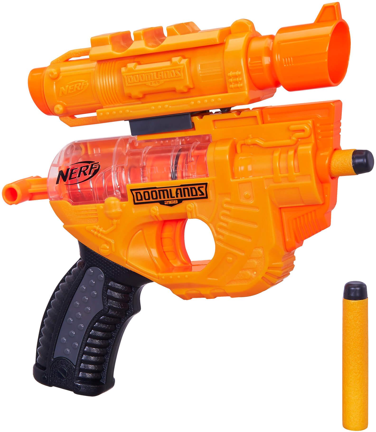 Mua đồ chơi súng NERF E0299 - (Mã: E0299) NERF Holdout (Dòng NERF Doomlands 2169)