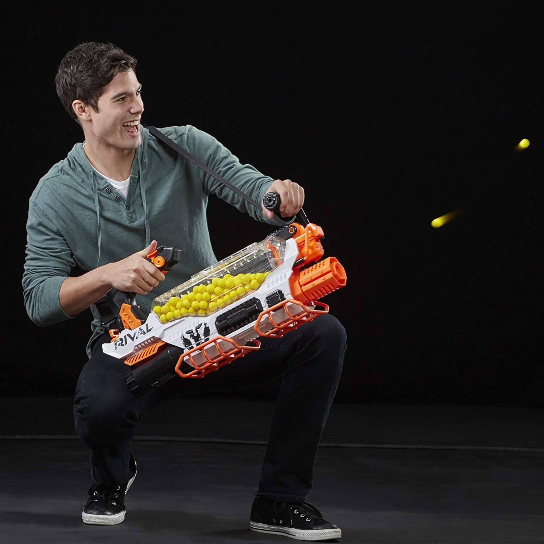 Mua đồ chơi súng NERF E0404 - (Mã: E0404) Súng NERF Rival Prometheus MXVIII-20K