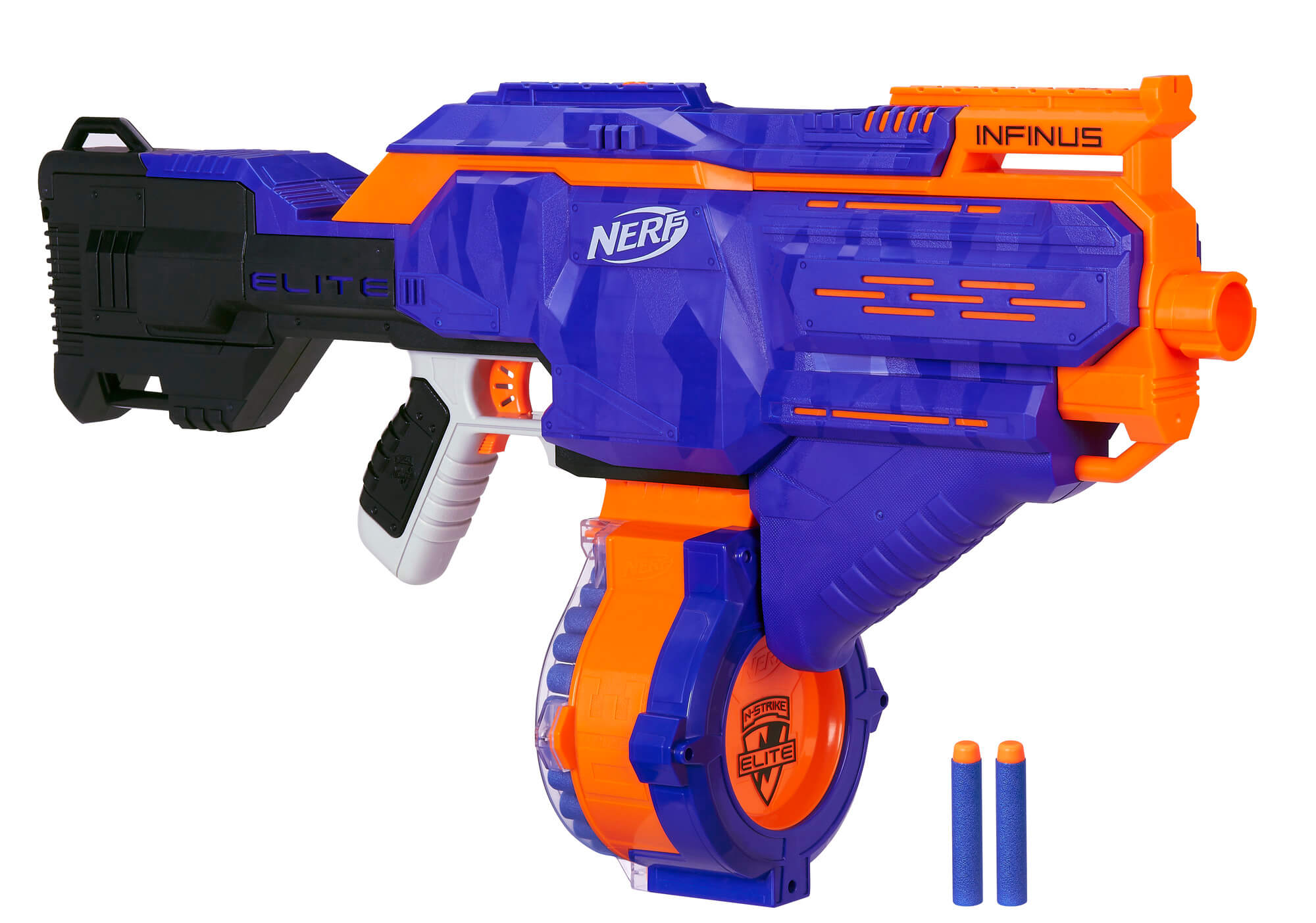 Mua đồ chơi súng NERF E0438 - (Mã: E0438) Súng NERF Infinus (dòng N-Strike Elite)