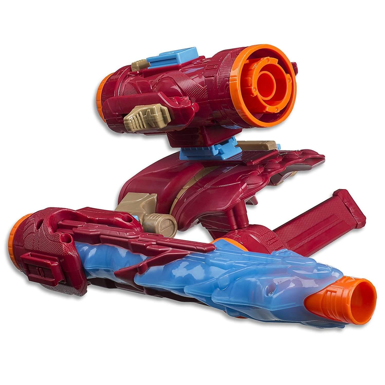 Mua đồ chơi súng NERF E0562 - (mã: E0562) Súng NERF Bàn Tay của Iron Man (dòng Elite)
