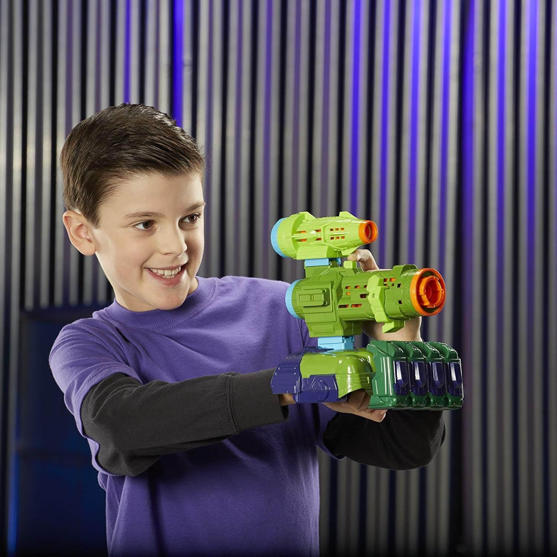 Mua đồ chơi súng NERF E0612 - (mã: E0612) Súng NERF Nắm Đấm của Hulk (dòng Elite)