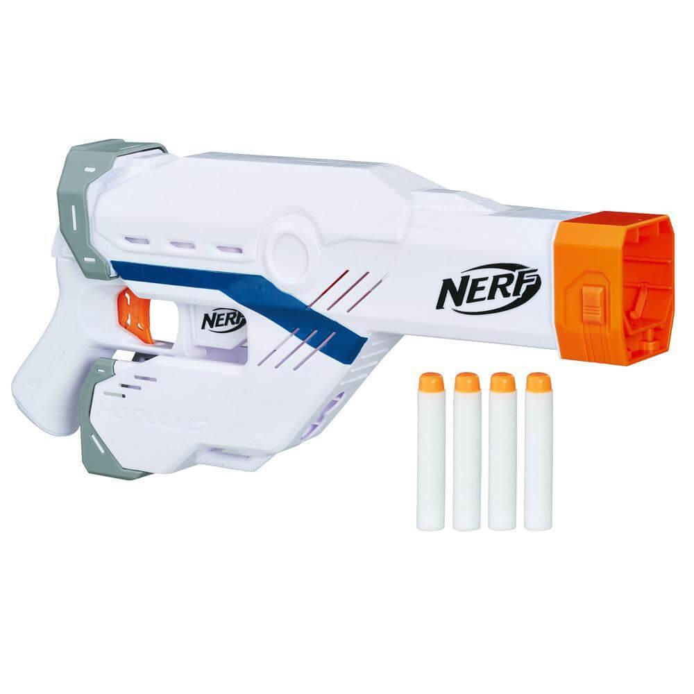 Mua đồ chơi súng NERF E0626 - (mã: e0626) Súng NERF Mediator Stock (dòng Modulus N-Strike)