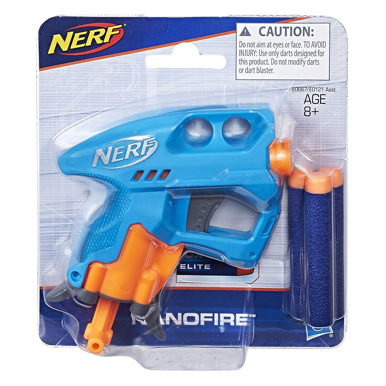Mua đồ chơi súng NERF E0667 - (mã: E0667) Súng NERF NanoFire (dòng Elite)
