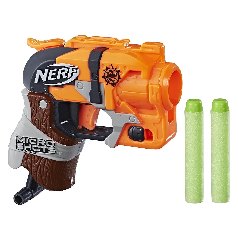 Mua đồ chơi súng NERF E0720 - (mã: E0720) Súng NERF Zombie Micro Shots Hammershot (dòng Zombie Strike)