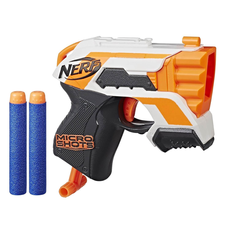 Mua đồ chơi súng NERF E1626 - (Mã: E1626) Súng NERF Micro Shots Rough Cut 2x4 (dòng N-Strike Elite)