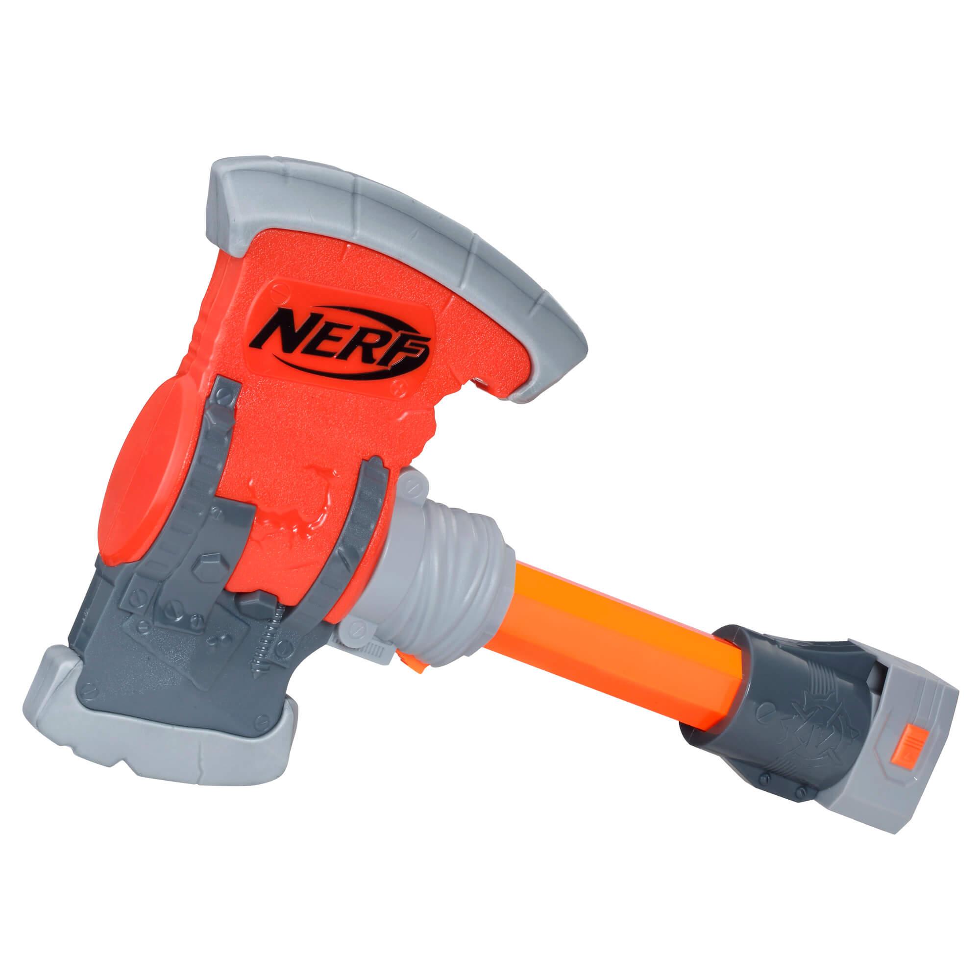Mua đồ chơi súng NERF E2153 - (Mã: E2153) Rìu NERF Zombie Chopstock (Dòng Zombie Strike)
