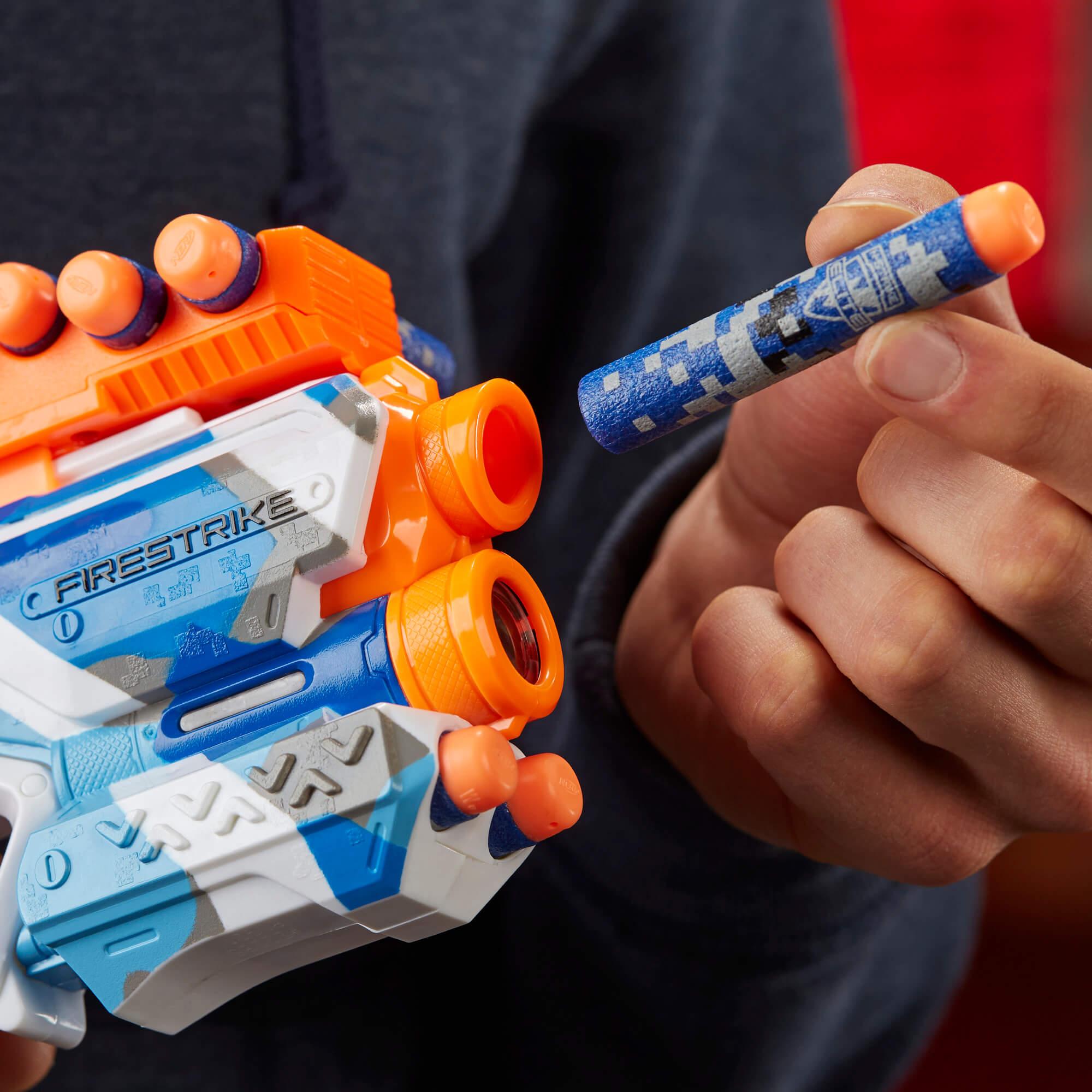 Mua đồ chơi súng NERF E2286 - (Mã: E2286) Súng NERF Firestrike BattleCamo (dòng N-Strike Elite)
