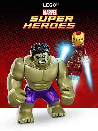 Đồ chơi Marvel LEGO Super Heroes
