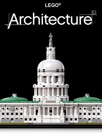 LEGO Architecture Vietnam - Công Trình Kiến Trúc