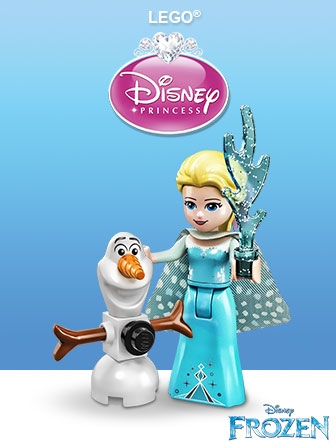 LEGO Công Chúa, LEGO Lâu Đài Công Chúa Disney Princess