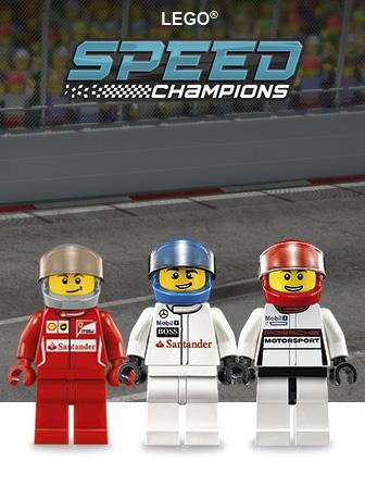 LEGO Speed Champions Siêu Xe LEGO Xe Đua