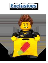 LEGO Exclusives - Hàng Độc