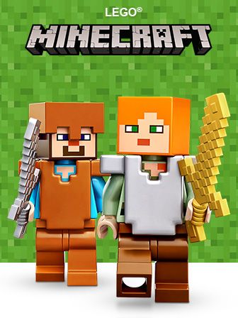 Đồ Chơi Minecraft LEGO Minecraft