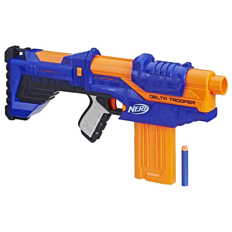 Mua đồ chơi súng NERF e1911 - (Mã: e1911) Súng NERF Delta Trooper (dòng N-Strike Elite)