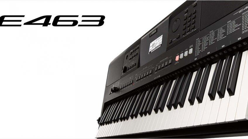 Yamaha-PSR-E463