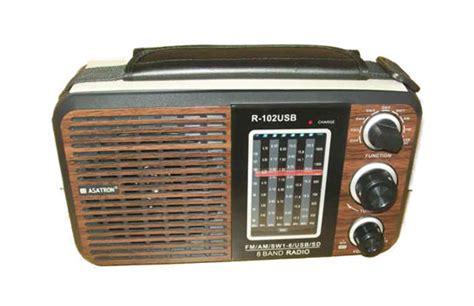 Radio-Portable-Asatron-R-102-AM-FM