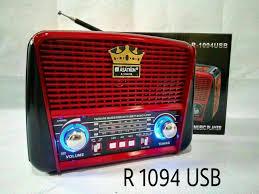 Radio-Portable-Asatron-R-1094-AM-FM
