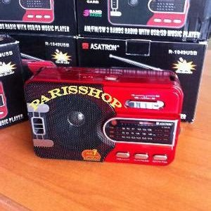Radio-Portable-Asatron-R-1049-AM-FM
