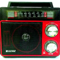 Radio-Portable-Asatron-R-1051-AM-FM
