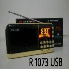 Radio-Portable-Asatron-R-1073-AM-FM