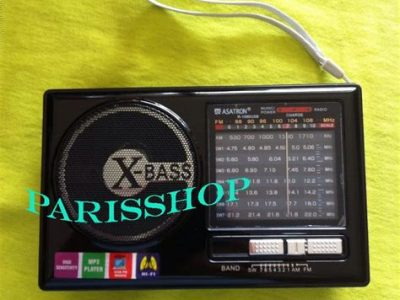 Radio-Portable-Asatron-R-1090-AM-FM1