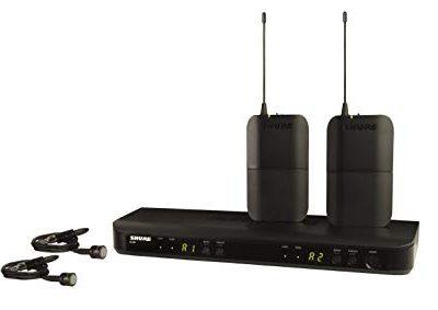 Mic-Vokal-Wireless-Tanpa-Kabel-Shure-BLX188-PG85