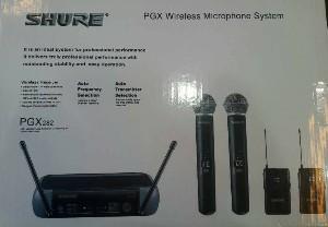 Mic-Vokal-Wireless-Tanpa-Kabel-Shure-PGX-282