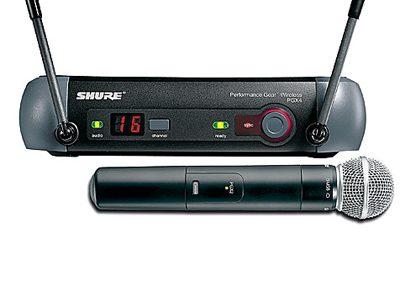 Mic-Vokal-Wireless-Tanpa-Kabel-Shure-PGX4-SM58