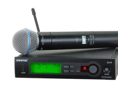 Mic-Vokal-Wireless-Tanpa-Kabel-Shure-SLX24-BETA58
