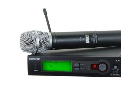 Mic-Vokal-Wireless-Tanpa-Kabel-Shure-SLX24-SM86