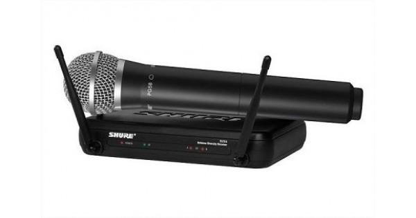 Mic-Vokal-Wireless-Tanpa-Kabel-Shure-SVX24-PG58