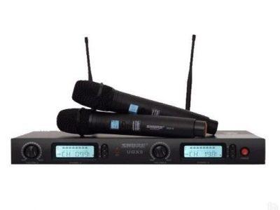 Mic-Vokal-Wireless-Tanpa-Kabel-Shure-UGX-9