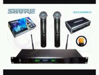 Mic-Vokal-Wireless-Tanpa-Kabel-Shure-ULX-2