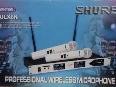 Mic-Vokal-Wireless-Tanpa-Kabel-Shure-ULX6N