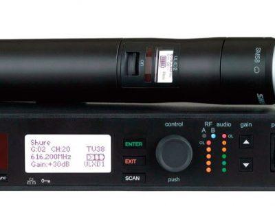Mic-Vokal-Wireless-Tanpa-Kabel-Shure-ULXD24-SM58