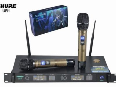 Mic-Vokal-Wireless-Tanpa-Kabel-Shure-UR1