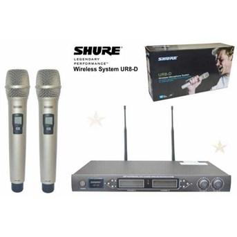 Mic-Vokal-Wireless-Tanpa-Kabel-Shure-UR8D