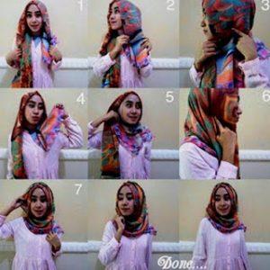 Hijab Rawis Casual