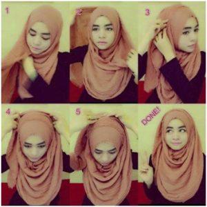 Jilbab Rawis Simple dan Anggun