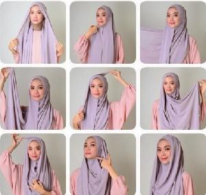 Hijab Pahmina Modern Syar'i