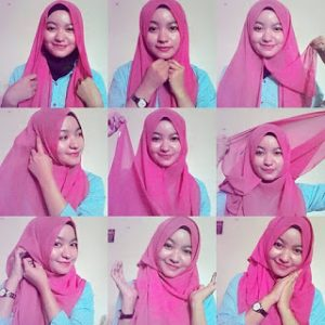 Hijab Casual Simpel