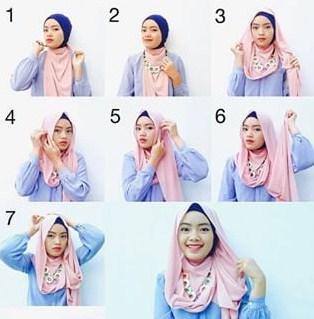 8 Tutorial Hijab Formal Elegan Dan Simple Hijabyuk Com
