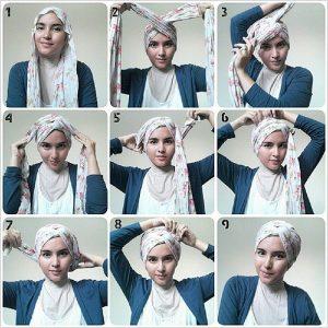 Chic Turban Hijab