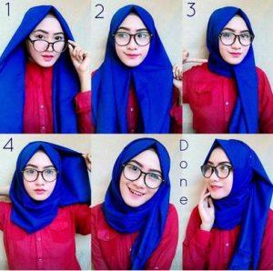 Hijab Simple Sehari-hari