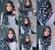 17 Tutorial Hijab untuk Kuliah Kekinian dan Simple