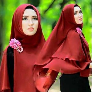 10 Jilbab Syar'i Modis Terbaru dan Kekinian